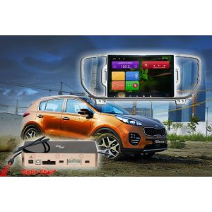 Магнитола KIA Sportage с 2016 г. Redpower 31174 IPS